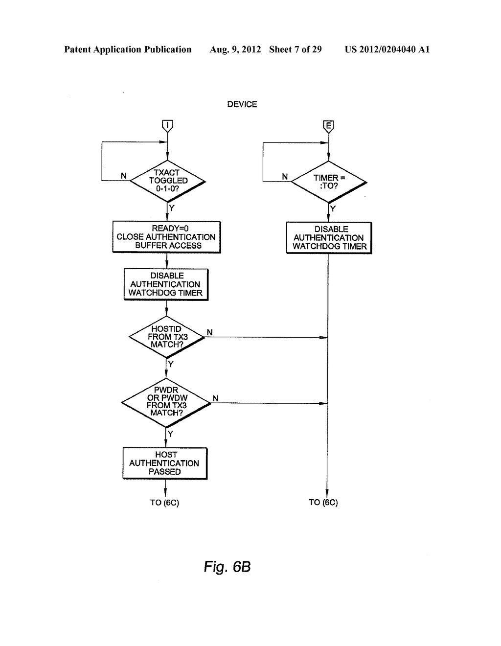 AUTHENTICATING FERROELECTRIC RANDOM ACCESS MEMORY (F-RAM) DEVICE AND     METHOD - diagram, schematic, and image 08