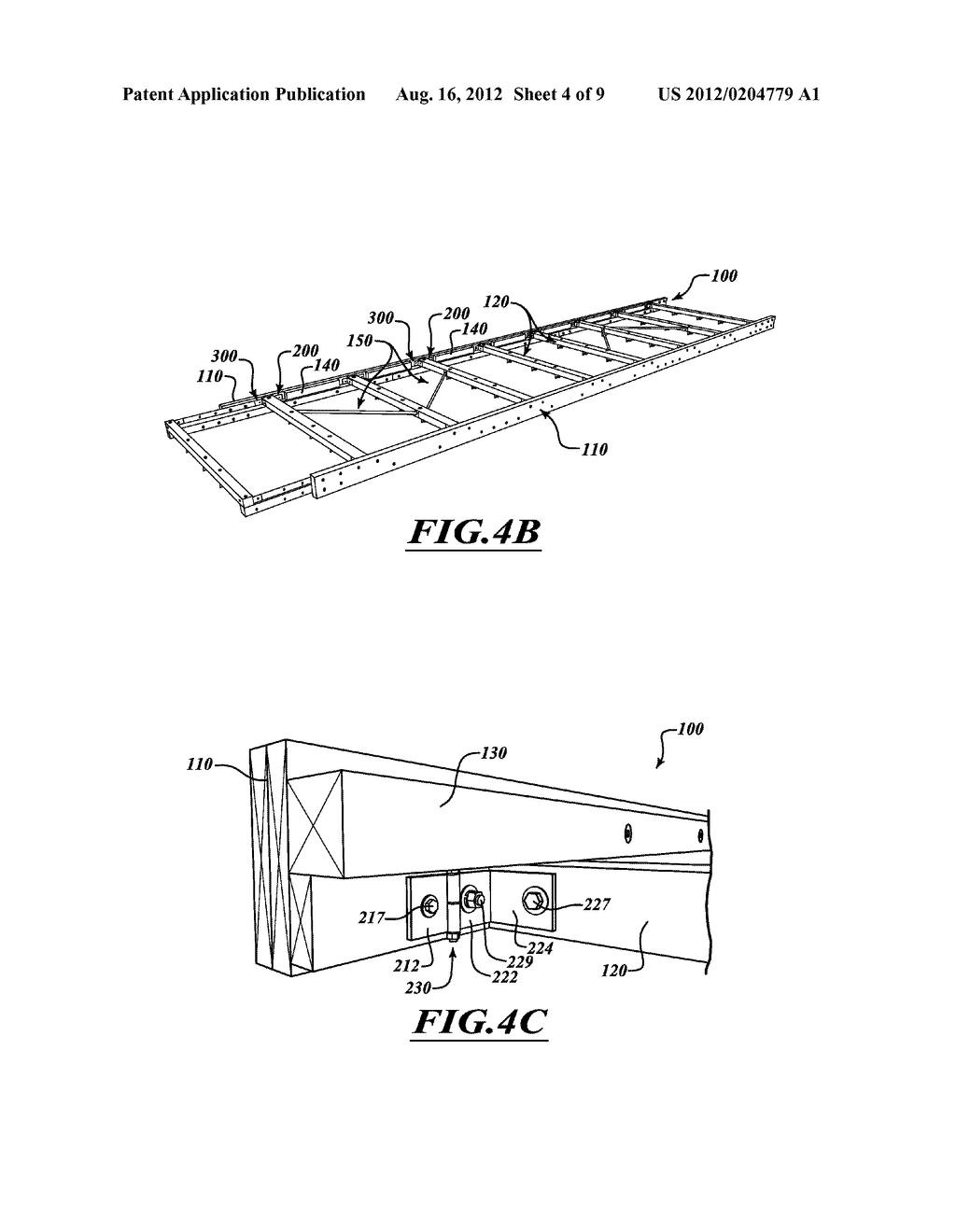 DOCK SYSTEM INCLUDING COLLAPSIBLE FRAME, AND METHOD FOR ASSEMBLING DOCK     SYSTEM INCLUDING COLLAPSIBLE FRAME - diagram, schematic, and image 05