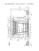FIRE GRATE FOR ENHANCED COMBUSTION WITH VERTICAL AND HORIZONTAL EXPANSION     SLEEVES diagram and image