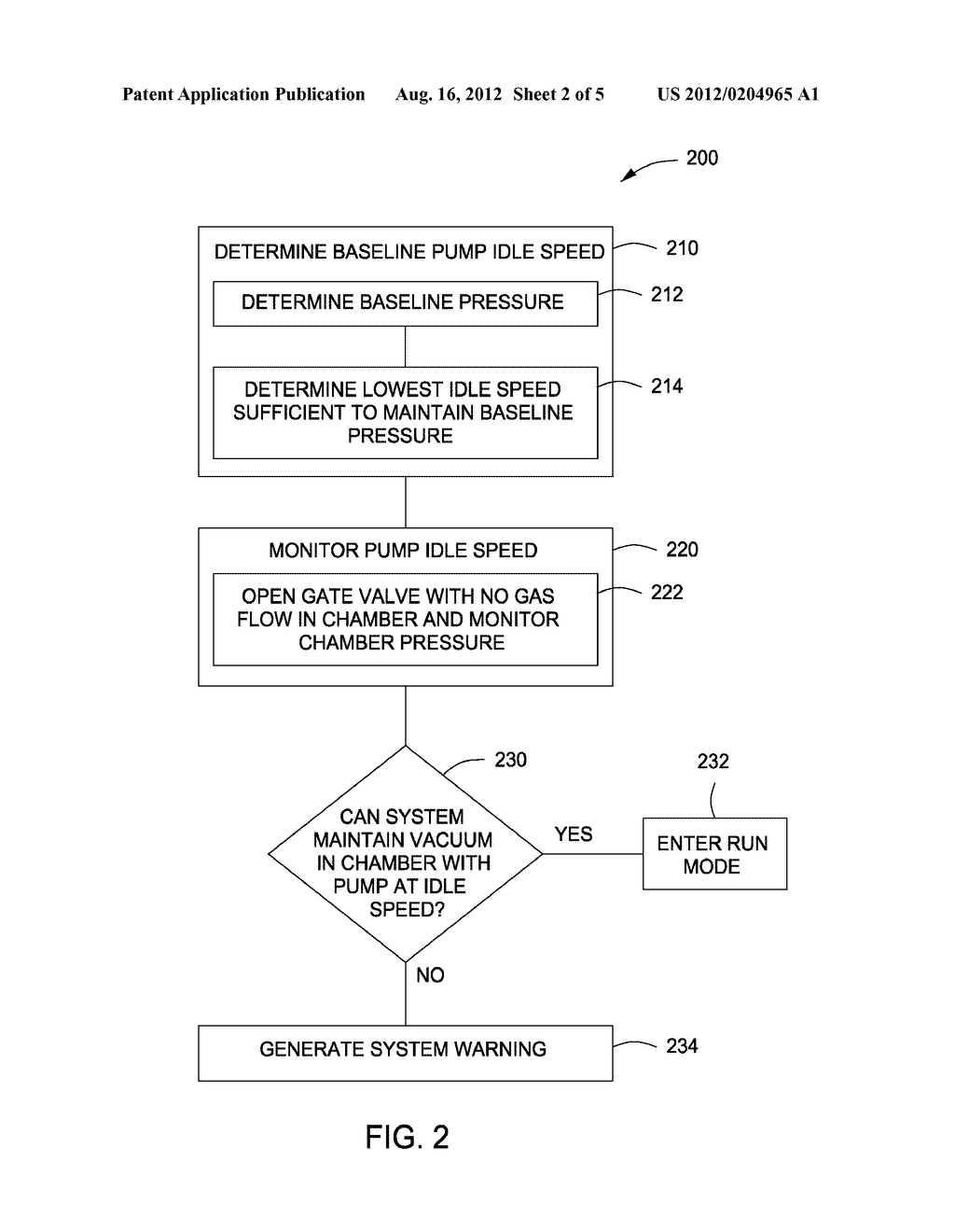 METHOD AND APPARATUS FOR CONTROLLING A PROCESSING SYSTEM - diagram, schematic, and image 03