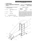 LADDER WITH VERTICAL ELEVATOR FOR ACCESS TO AIRCRAFTS diagram and image