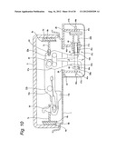 DRUM BRAKE TYPE PARKING BRAKE APPARATUS diagram and image