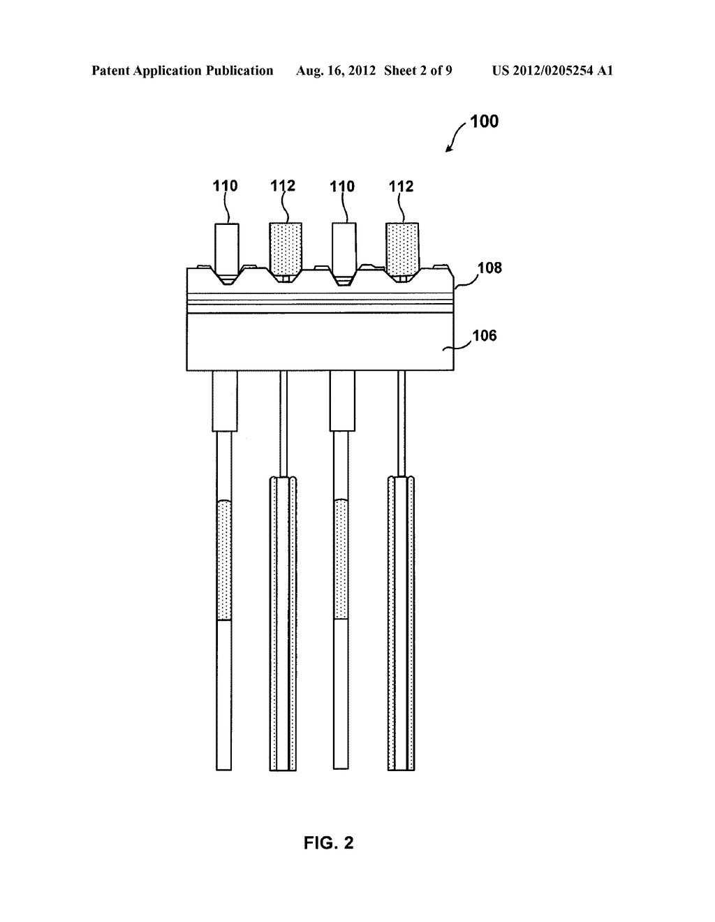 CONTACT BAR ASSEMBLY, SYSTEM INCLUDING THE CONTACT BAR ASSEMBLY, AND     METHOD OF USING SAME - diagram, schematic, and image 03