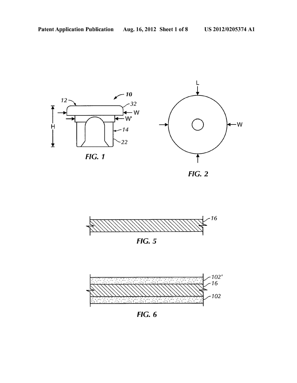 ELASTOMERIC CLOSURE WITH BARRIER LAYER AND METHOD FOR ITS MANUFACTURE - diagram, schematic, and image 02