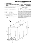 Bag In Box Packaging Having an Insertable Tray diagram and image