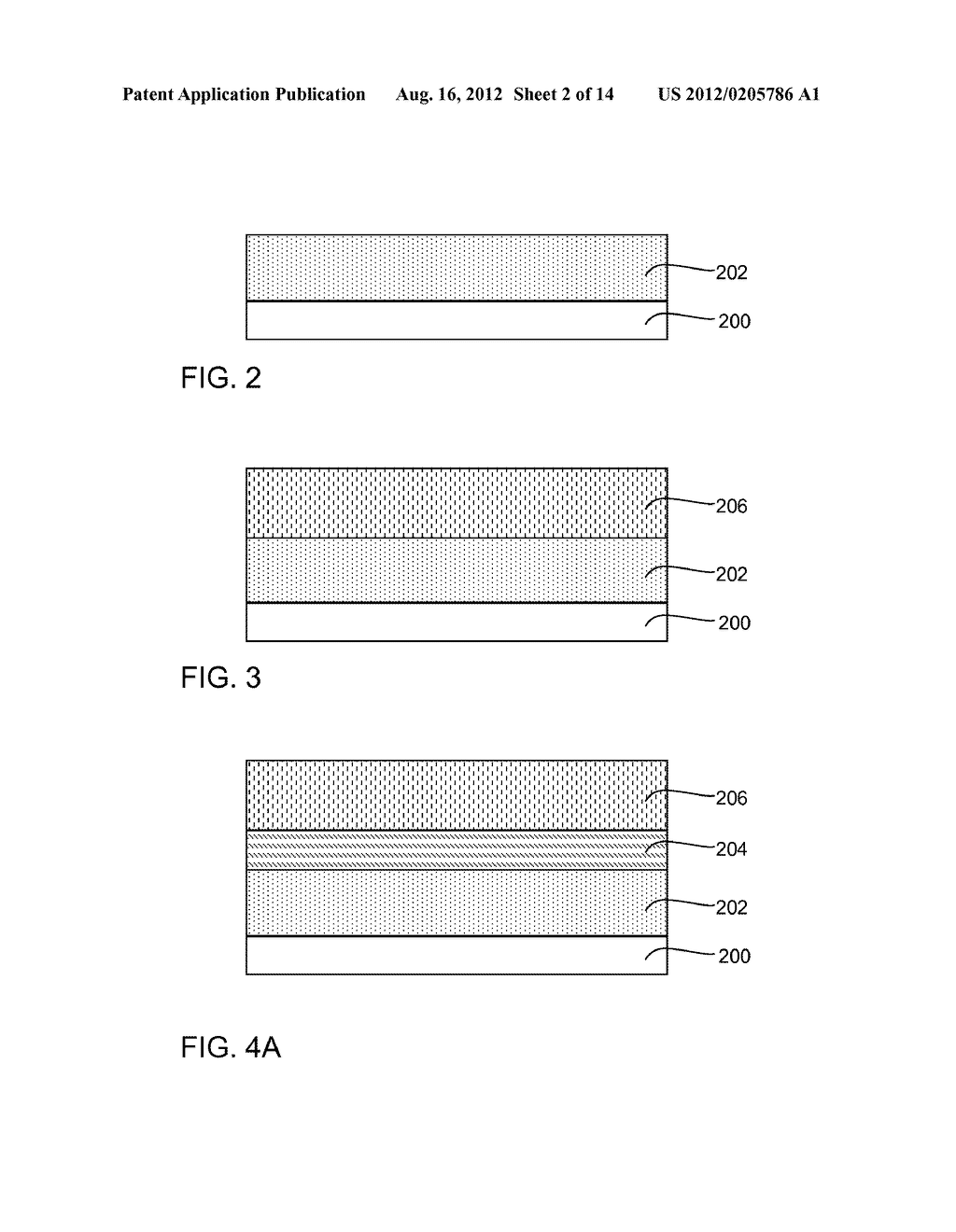 METHOD AND STRUCTURE FOR REWORKING ANTIREFLECTIVE COATING OVER     SEMICONDUCTOR SUBSTRATE - diagram, schematic, and image 03