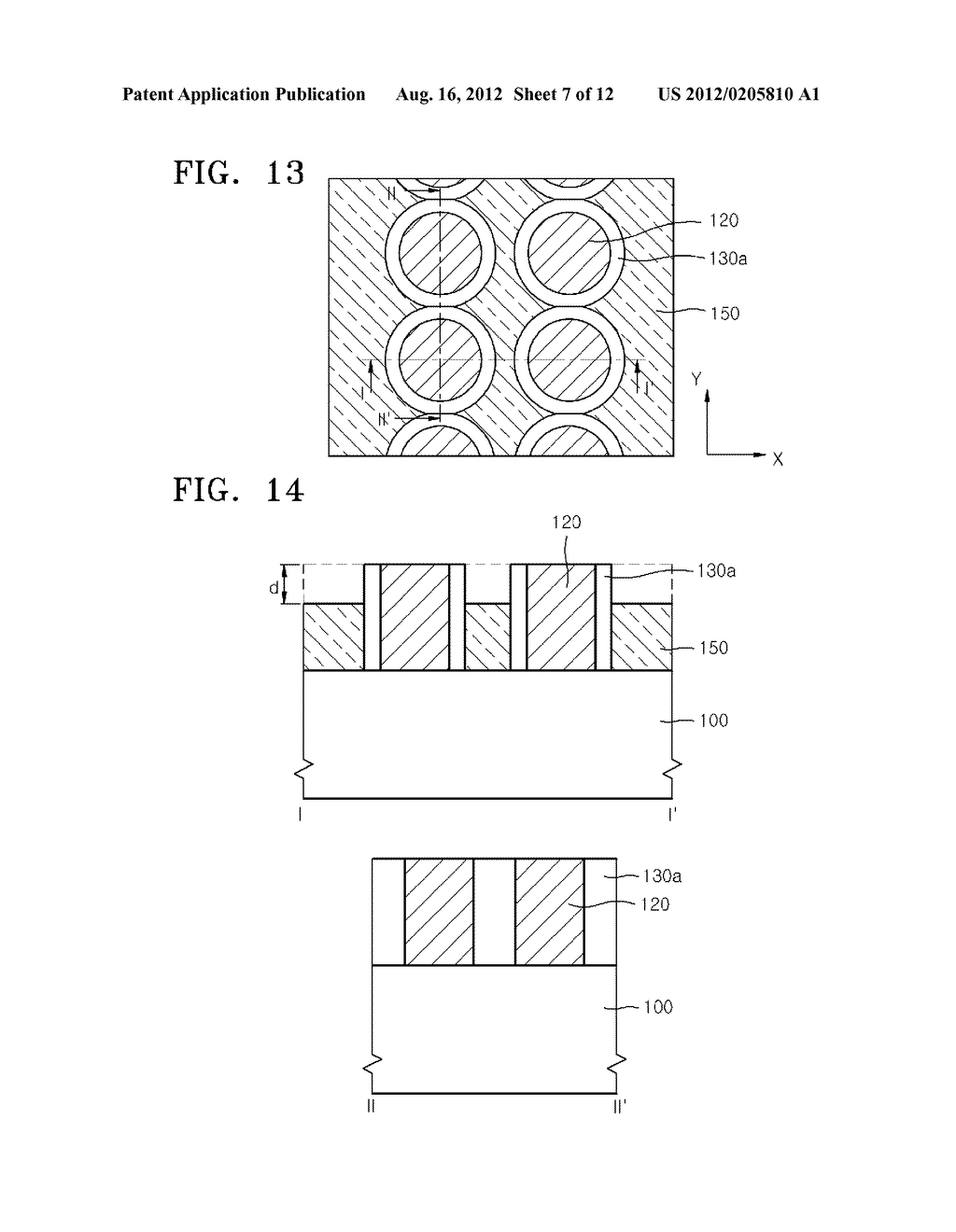 SEMICONDUCTOR DEVICE AND FABRICATING METHOD THEREOF - diagram, schematic, and image 08