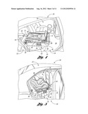 STOWABLE CHILD SEAT FOR AUTOMOTIVE VEHICLES diagram and image