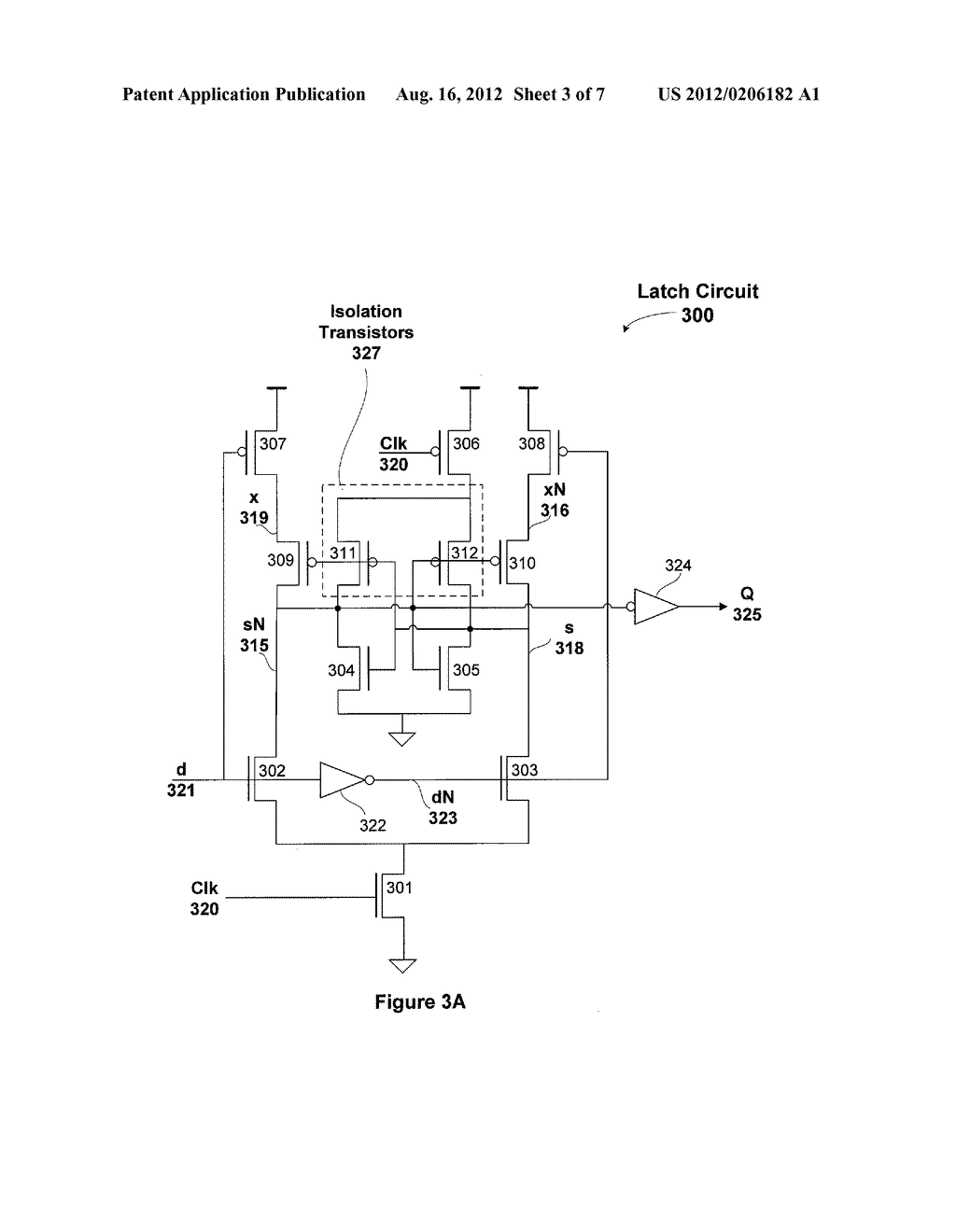 Low Clock Energy Fully Static Latch Circuit Diagram Schematic And Image 04