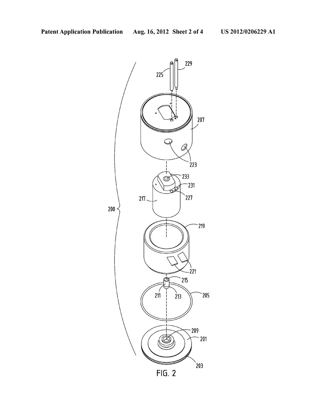 TRANSFORMER ASSEMBLY USING AN INTERNAL LOAD AND METHOD FOR FORMING SAME - diagram, schematic, and image 03