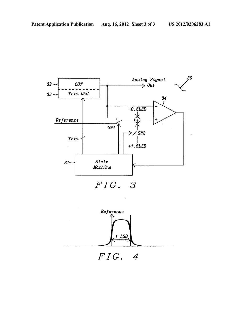 Minimum differential non-linearity trim DAC - diagram, schematic, and image 04