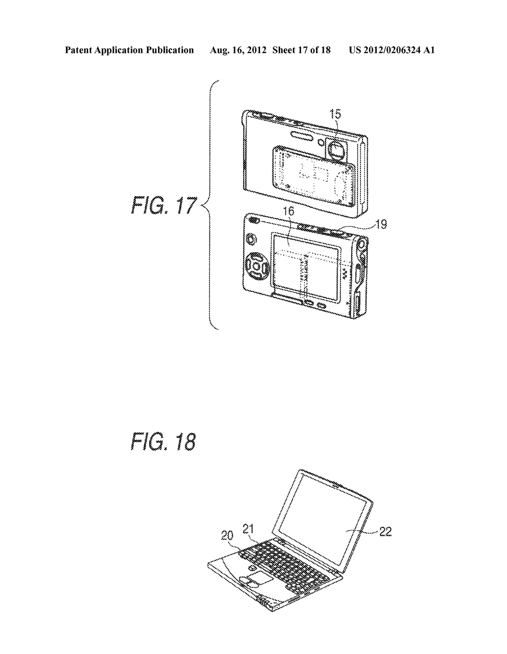 DISPLAY DEVICE AND ELECTRONIC EQUIPMENT - diagram, schematic, and image 18