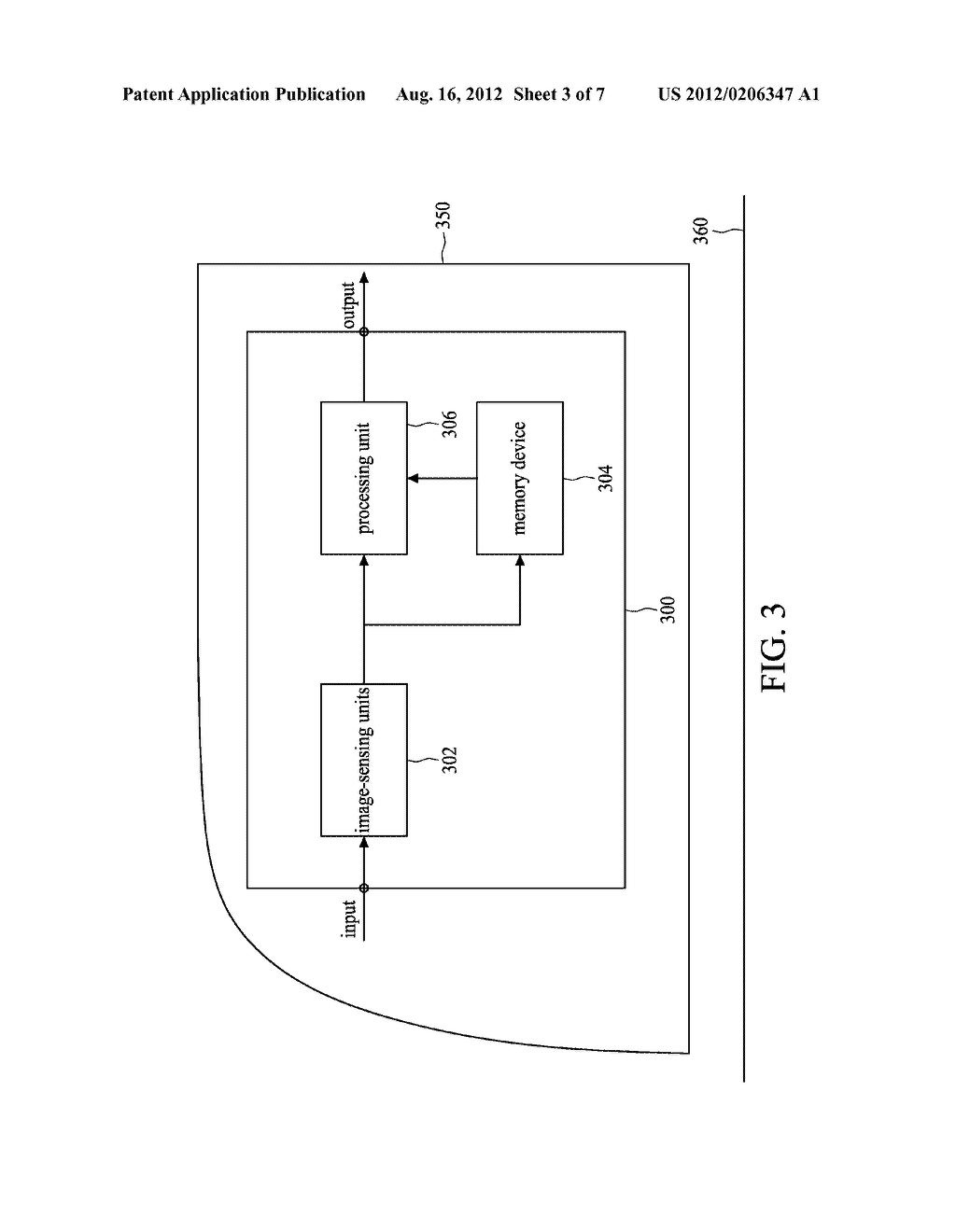 IMAGE-CAPTURING DEVICE FOR OPTICAL POINTING APPARATUS AND METHOD THEREOF - diagram, schematic, and image 04