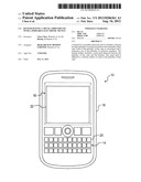 KEYPAD HAVING A METAL GRID FOR USE WITH A PORTABLE ELECTRONIC DEVICE diagram and image
