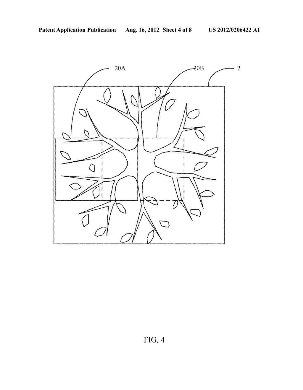 PROJECTION DEVICE WITH DISPLAY CONTROL FUNCTION AND METHOD THEREOF - diagram, schematic, and image 05