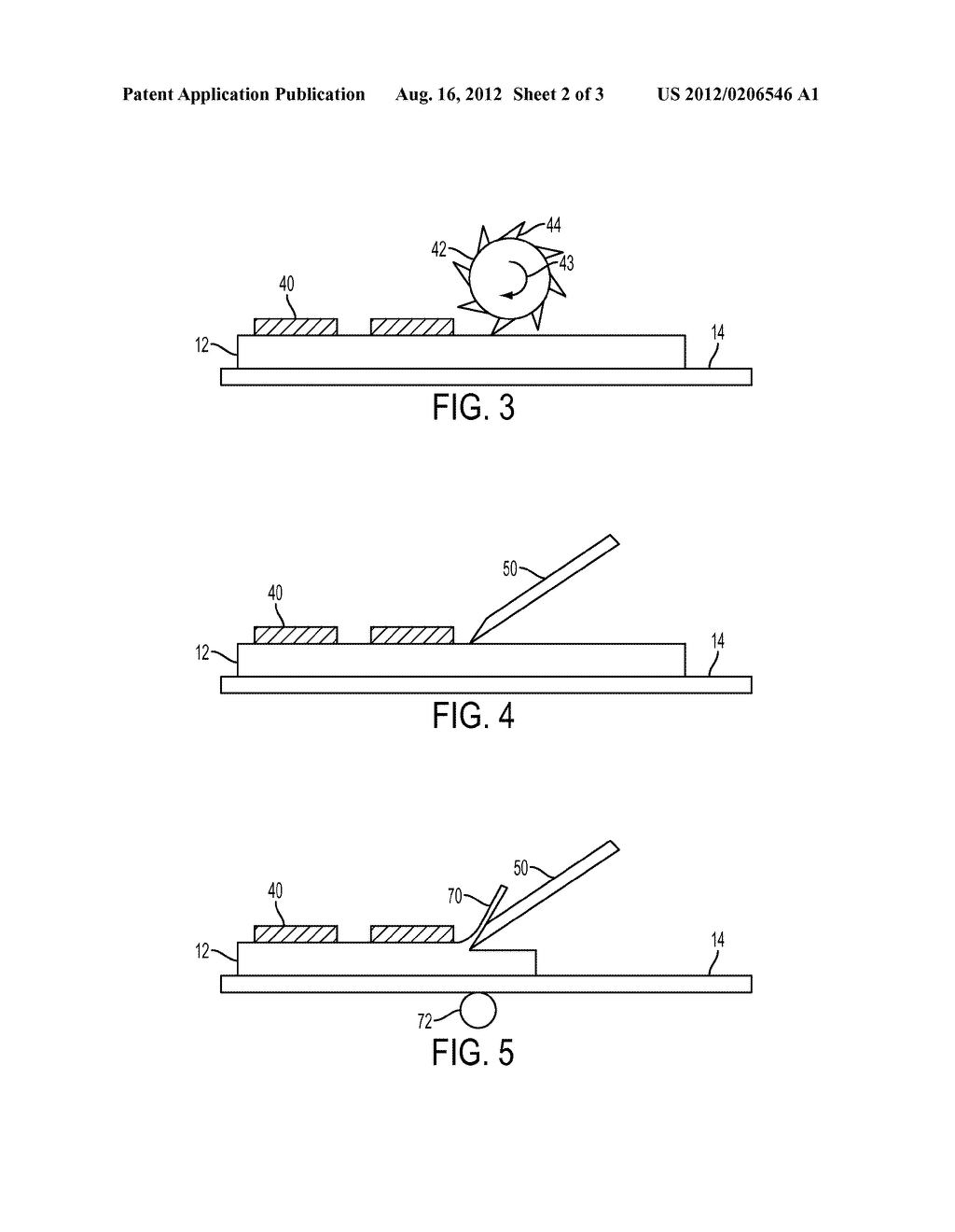 SYSTEM AND METHOD OF SOLID INK REMOVAL FOR SUBSTRATE RE-USE - diagram, schematic, and image 03