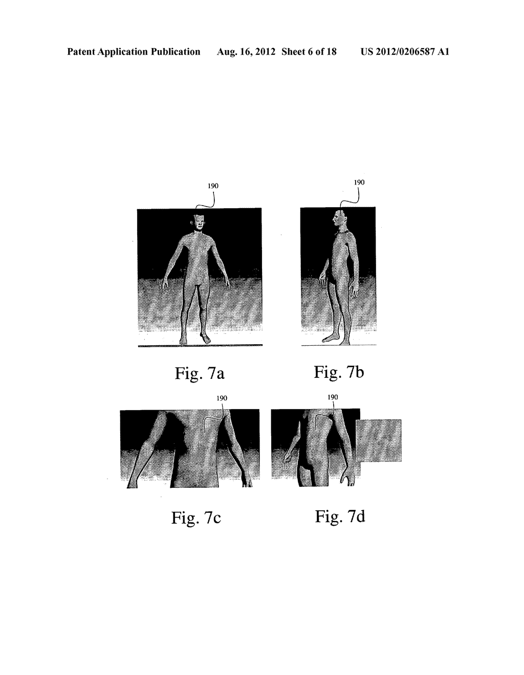 SYSTEM AND METHOD FOR SCANNING A HUMAN BODY - diagram, schematic, and image 07