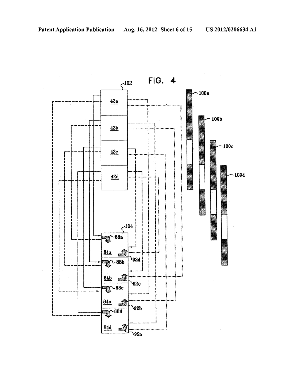 IMAGING DEVICE AND METHOD FOR HIGH-SENSITIVITY OPTICAL SCANNING AND     INTEGRATED CIRCUIT THEREFOR - diagram, schematic, and image 07