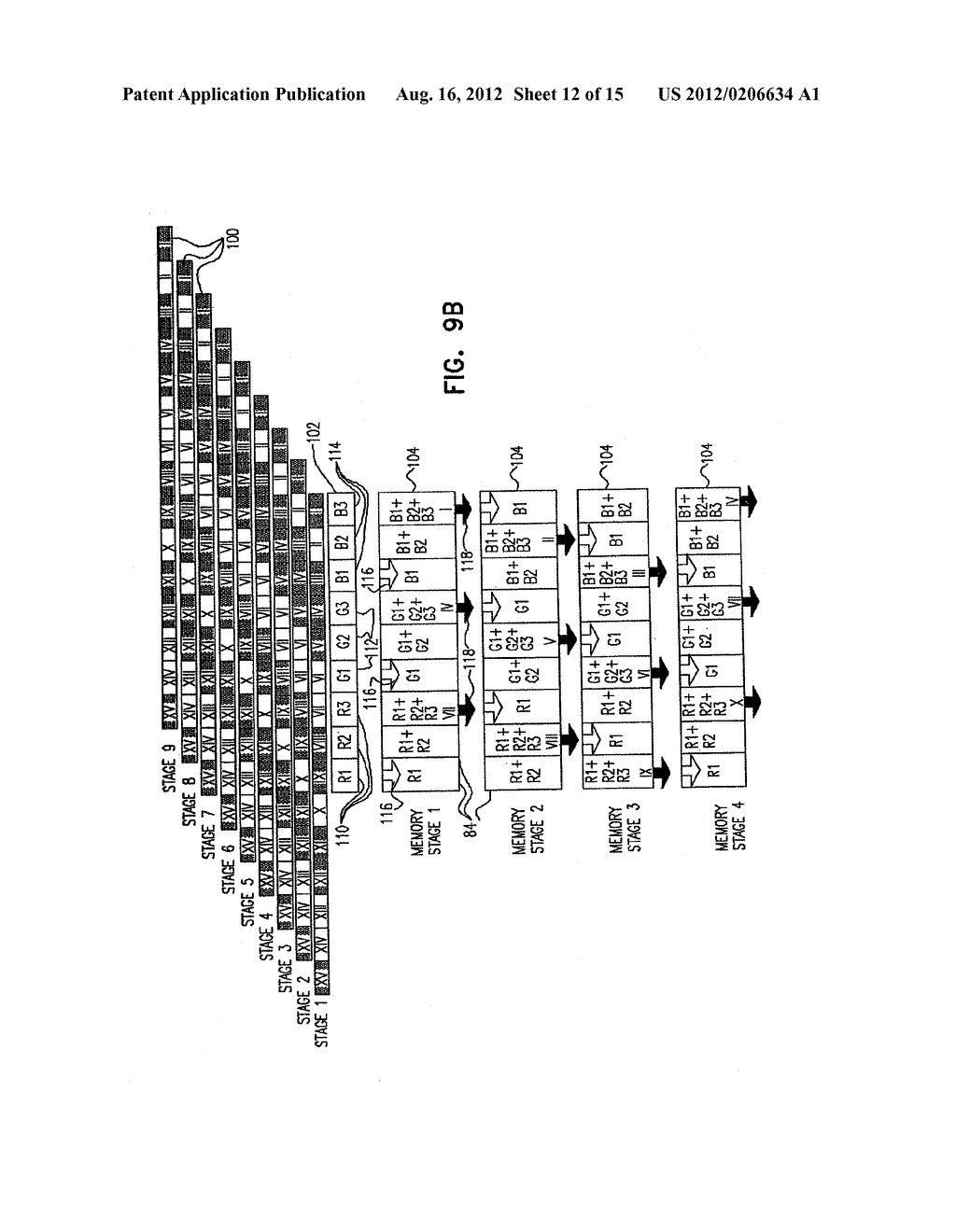 IMAGING DEVICE AND METHOD FOR HIGH-SENSITIVITY OPTICAL SCANNING AND     INTEGRATED CIRCUIT THEREFOR - diagram, schematic, and image 13