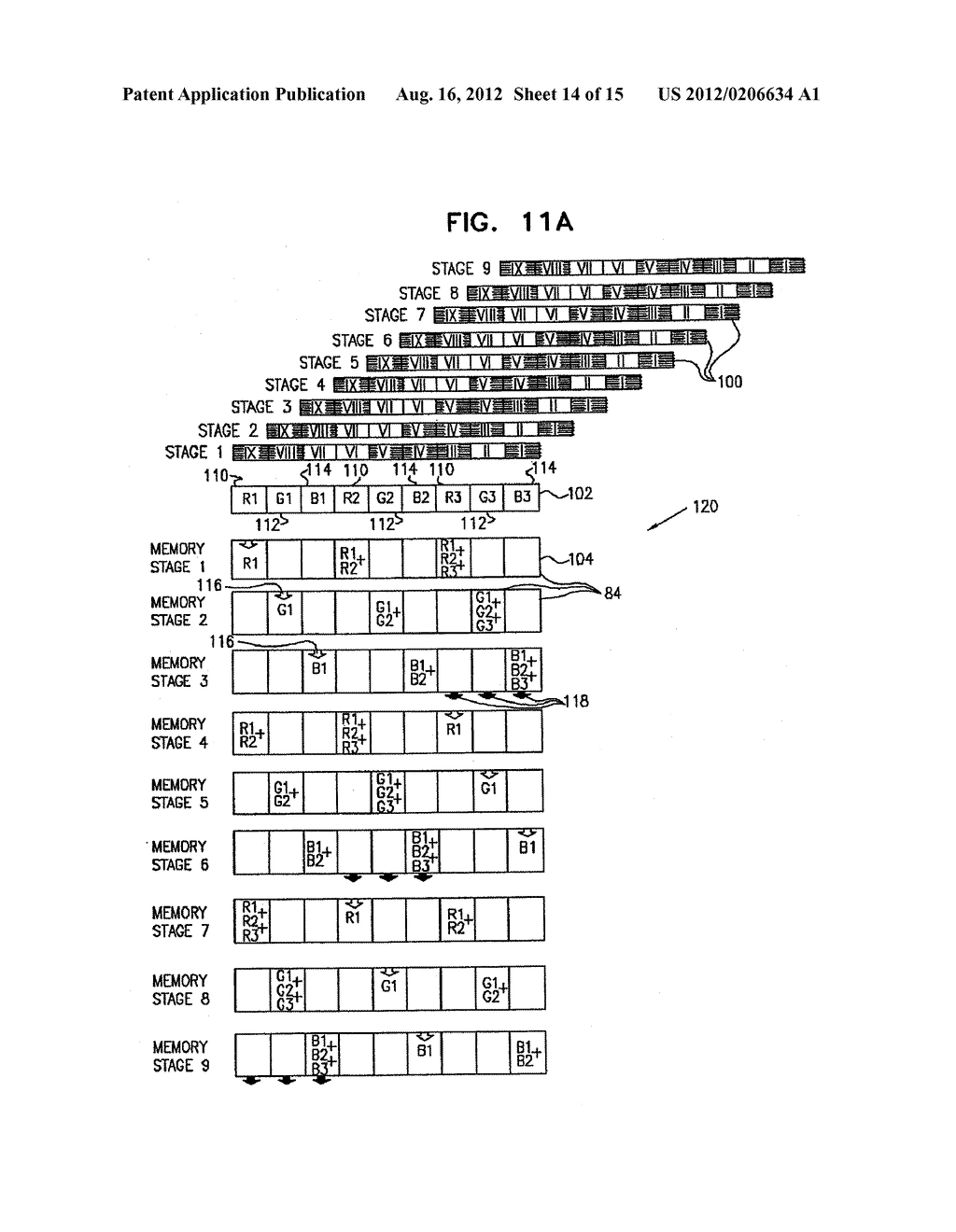 IMAGING DEVICE AND METHOD FOR HIGH-SENSITIVITY OPTICAL SCANNING AND     INTEGRATED CIRCUIT THEREFOR - diagram, schematic, and image 15