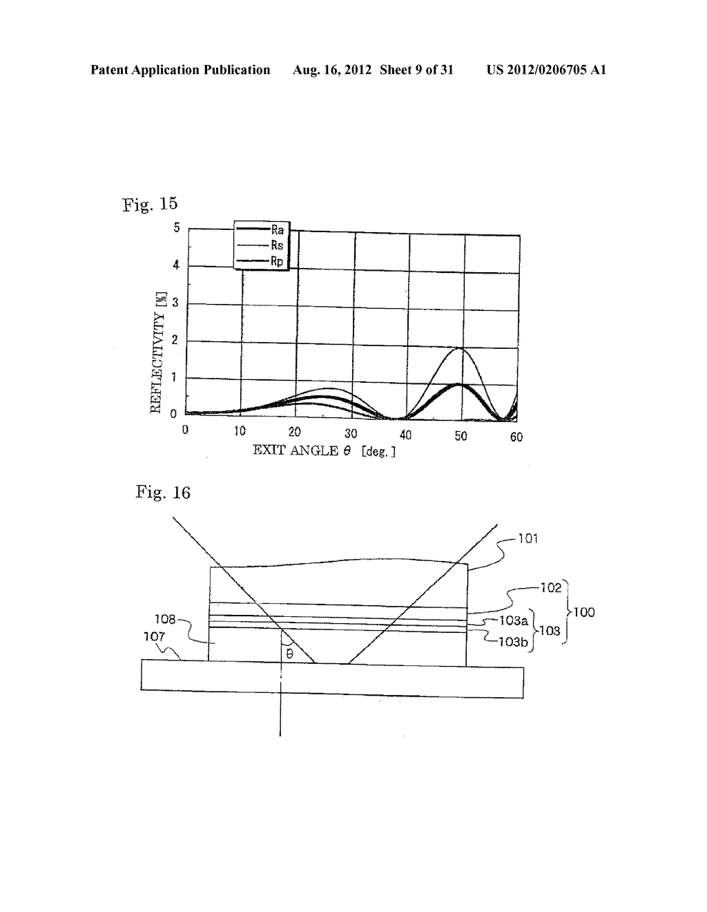 OPTICAL ELEMENT AND EXPOSURE APPARATUS - diagram, schematic, and image 10