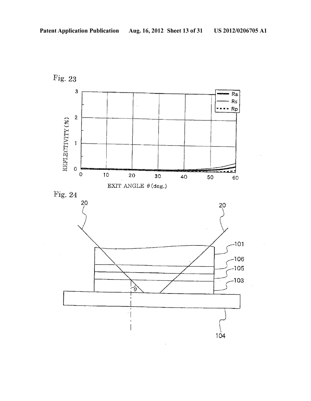 OPTICAL ELEMENT AND EXPOSURE APPARATUS - diagram, schematic, and image 14