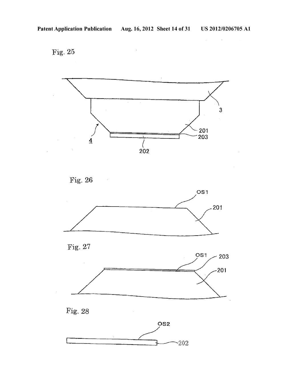 OPTICAL ELEMENT AND EXPOSURE APPARATUS - diagram, schematic, and image 15