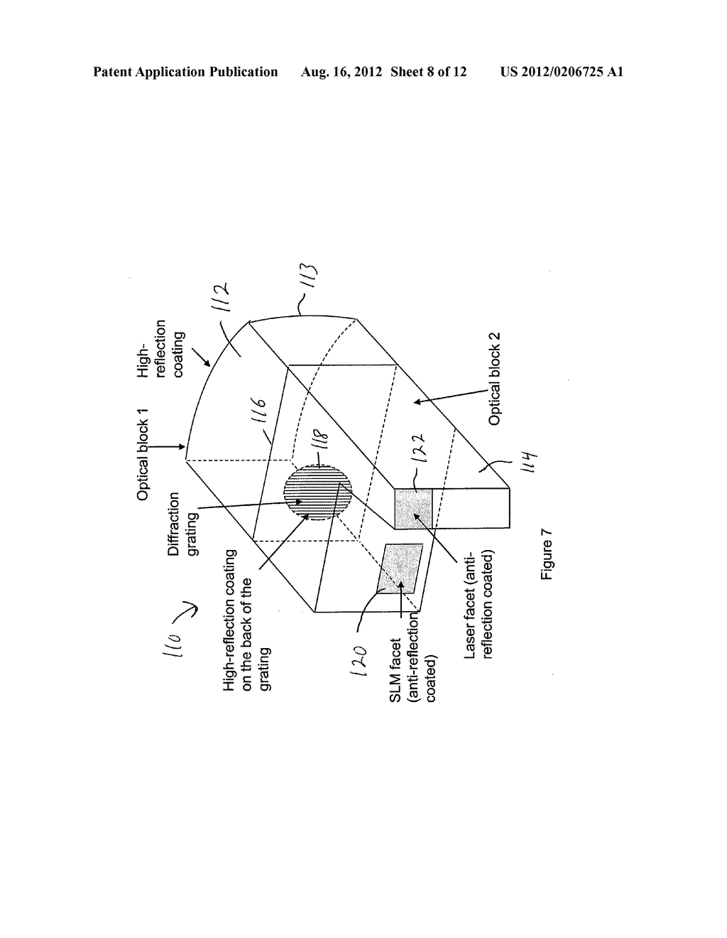 External Cavity Laser Source - diagram, schematic, and image 09