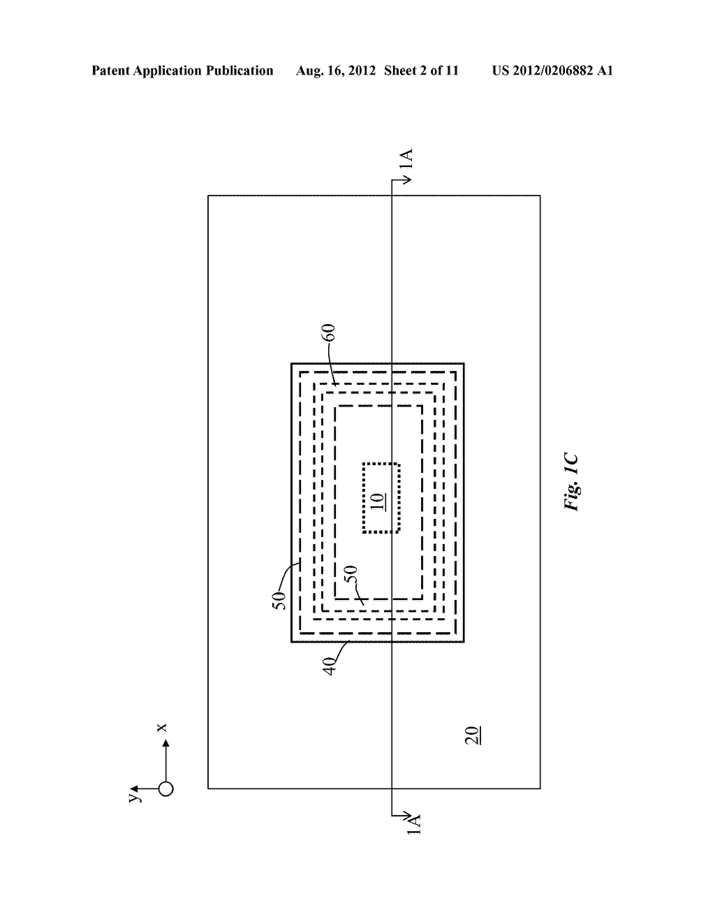 Devices Having Anisotropic Conductivity Heatsinks, and Methods of Making     Thereof - diagram, schematic, and image 03