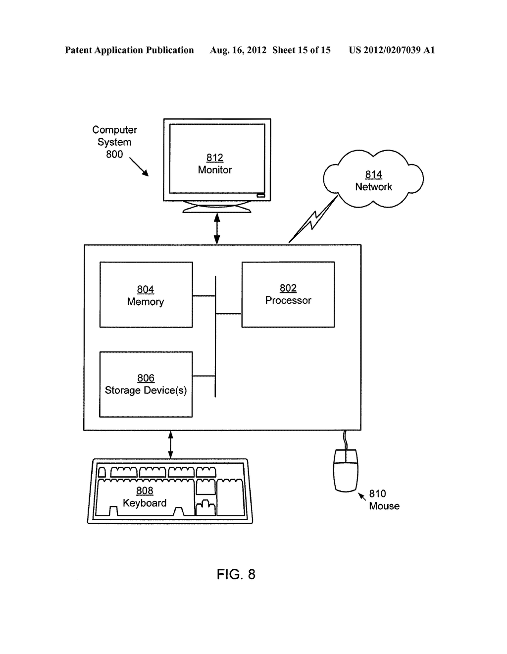 METHOD AND SYSTEM FOR VALIDATING NETWORK TRAFFIC CLASSIFICATION IN A BLADE     SERVER - diagram, schematic, and image 16