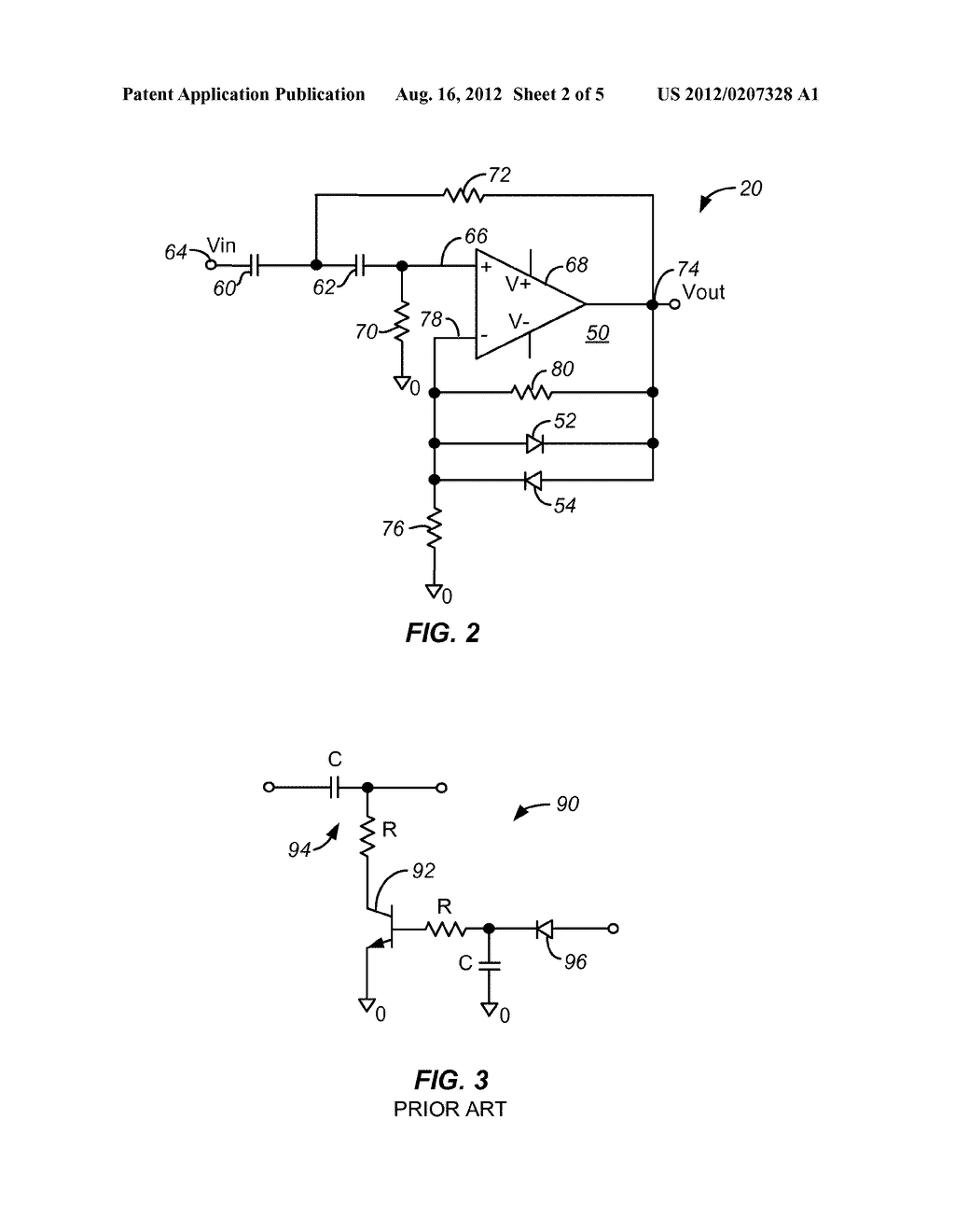 Dynamic Bass Equalization With Modified Sallen Key High Pass Filter Circuit Diagram Schematic And Image 03