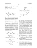 Novel Heteroaryl Substituted Benzothiazoles diagram and image