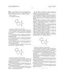 Novel Quinazoline Compounds and Their Use in Perfume Compositions diagram and image