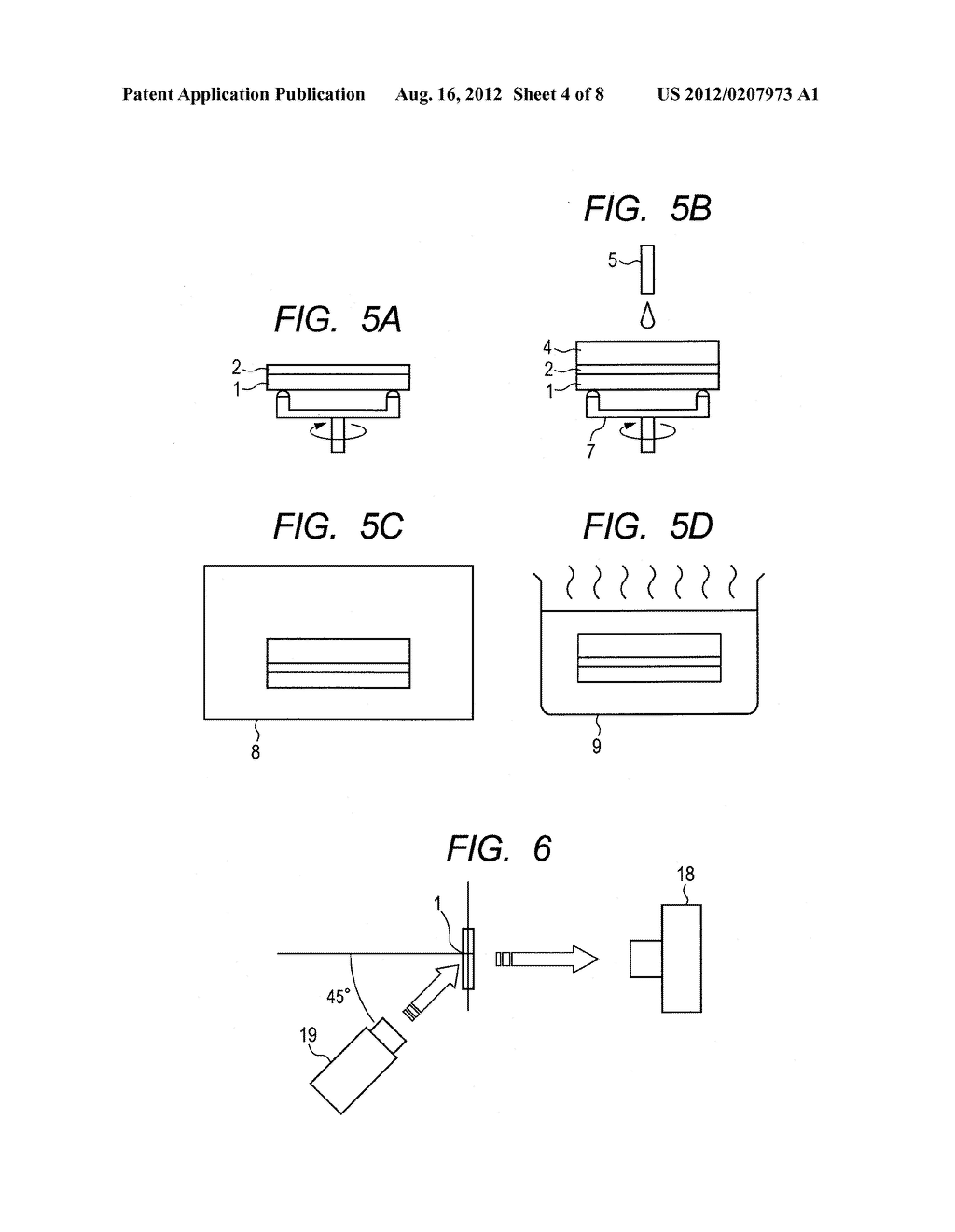 OPTICAL MEMBER, METHOD OF MANUFACTURING THE SAME, AND OPTICAL SYSTEM USING     THE SAME - diagram, schematic, and image 05