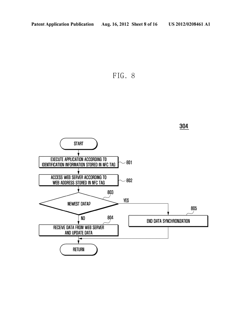 MOBILE DEVICE AND METHOD FOR PERFORMING FUNCTION BASED ON SHORT-RANGE     COMMUNICATION - diagram, schematic, and image 09