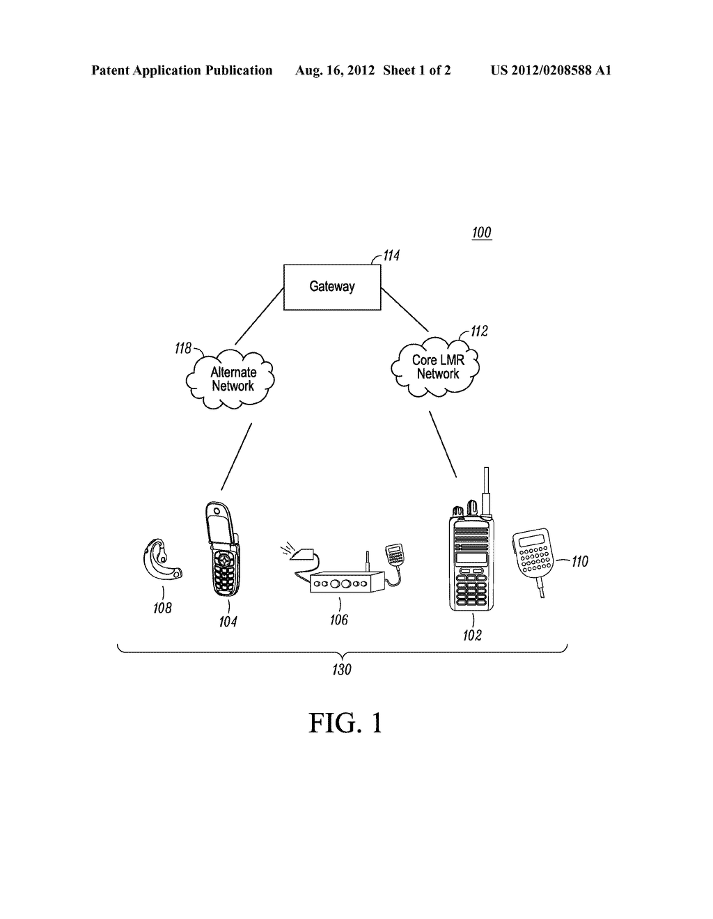 METHOD AND APPARATUS FOR DUAL/MULTI-WATCH FOR GROUP PTT SERVICES - diagram, schematic, and image 02