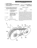 ELEMENTS OF DRIVE POWER TRANSFER BELT OF BELT-DRIVE CONTINUOUSLY VARIABLE     TRANSMISSION FOR VEHICLE diagram and image