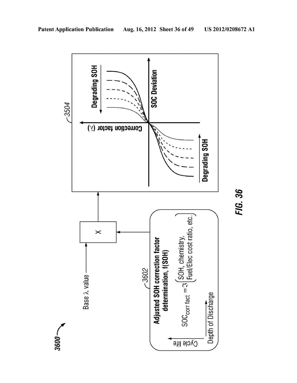 SYSTEM, METHOD, AND APPARATUS FOR CONTROLLING POWER OUTPUT DISTRIBUTION IN     A HYBRID POWER TRAIN - diagram, schematic, and image 37