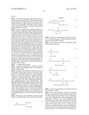 POLYMERS, COMPOSITIONS AND METHODS OF USE FOR FOAMS, LAUNDRY DETERGENTS,     SHOWER RINSES AND COAGULANTS diagram and image