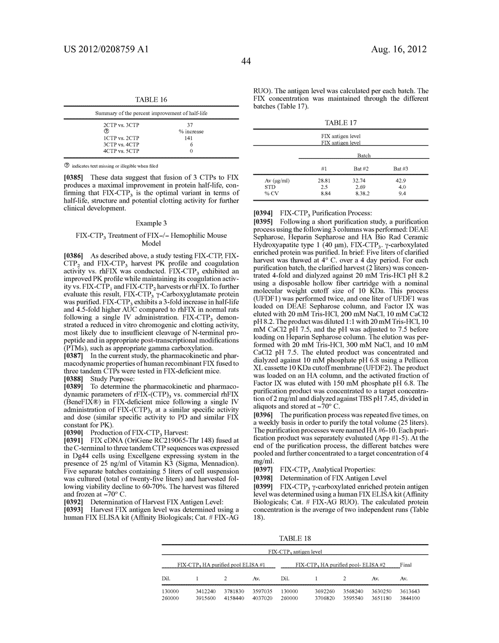 LONG-ACTING COAGULATION FACTORS AND METHODS OF PRODUCING SAME - diagram, schematic, and image 68