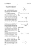 AMINO-BENZOIC ACID DERIVATIVES FOR USE IN THE TREATMENT OF     DIHYDROGENASE-RELATED DISORDERS diagram and image