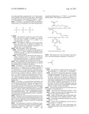 FUNCTIONALIZED VINYL POLYMER NANOPARTICLES diagram and image