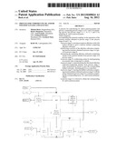 PROCESS FOR COPRODUCING DI- AND/OR POLYISOCYANATES AND GLYCOLS diagram and image