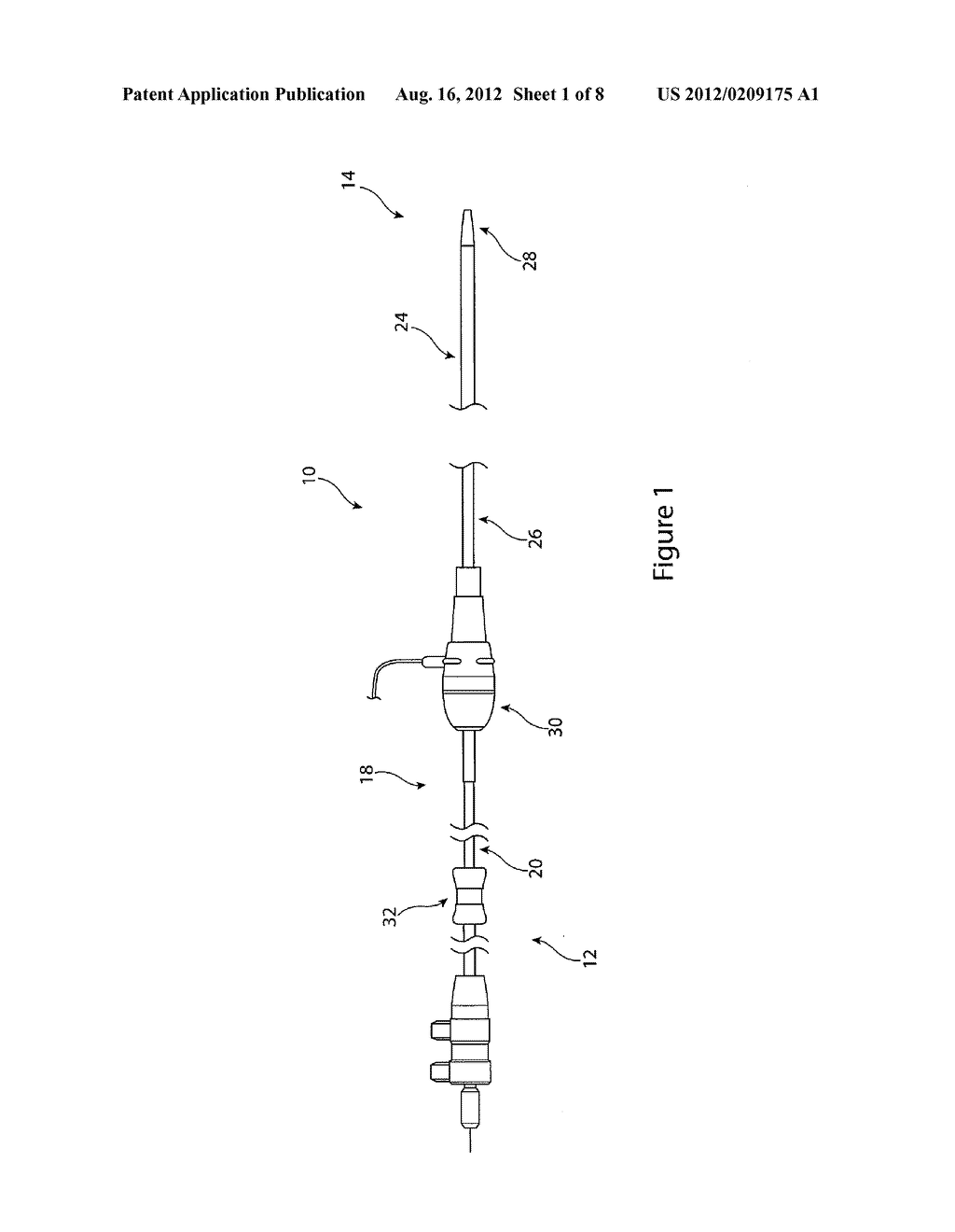 DRIVE ASSEMBLY FOR FACILITATING DEPLOYMENT OF AN IMPLANTABLE MEDICAL     DEVICE - diagram, schematic, and image 02