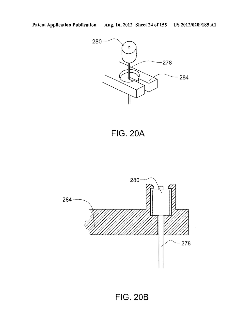 ADHESIVE AND PERIPHERAL SYSTEMS AND METHODS FOR MEDICAL DEVICES - diagram, schematic, and image 25