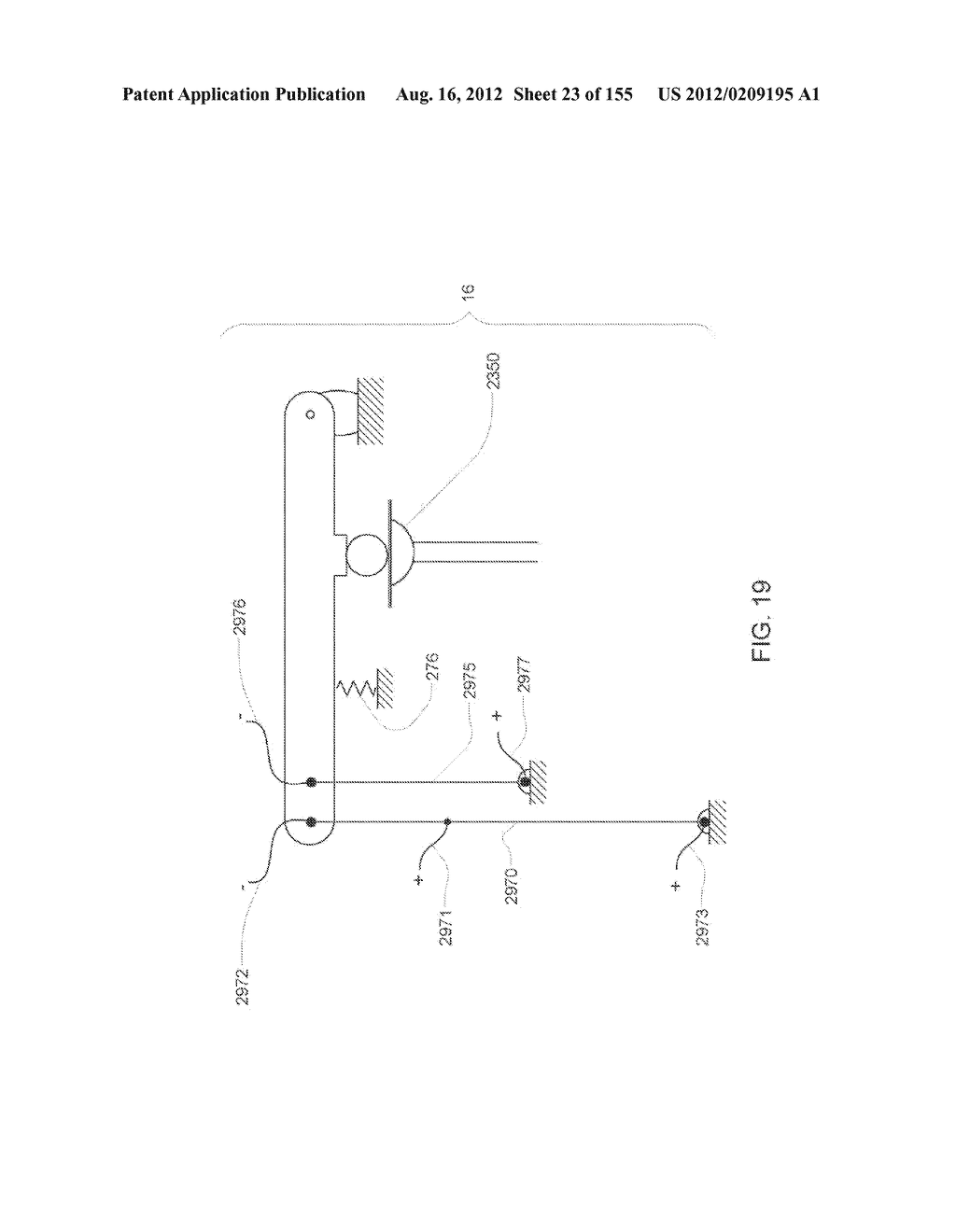PUMPING FLUID DELIVERY SYSTEMS AND METHODS USING FORCE APPLICATION     ASSEMBLY - diagram, schematic, and image 24