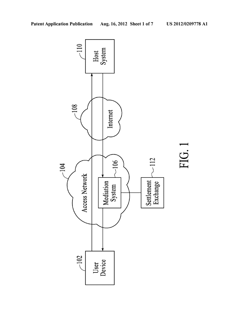 MEDIATION SYSTEM AND  METHOD FOR RESTRICTED ACCESS ITEM DISTRIBUTION - diagram, schematic, and image 02