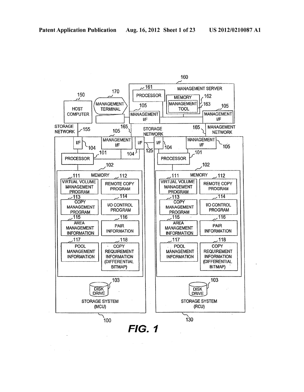 METHOD OF IMPROVING EFFICIENCY OF CAPACITY OF VOLUME USED FOR COPY     FUNCTION AND APPARATUS THEREOF - diagram, schematic, and image 02