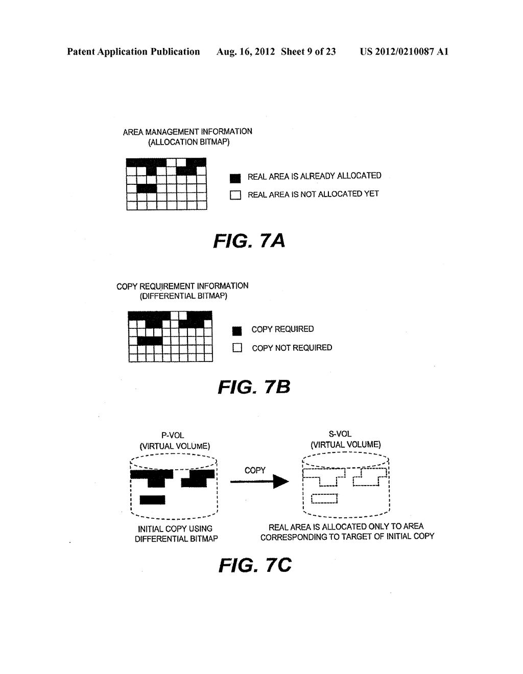 METHOD OF IMPROVING EFFICIENCY OF CAPACITY OF VOLUME USED FOR COPY     FUNCTION AND APPARATUS THEREOF - diagram, schematic, and image 10