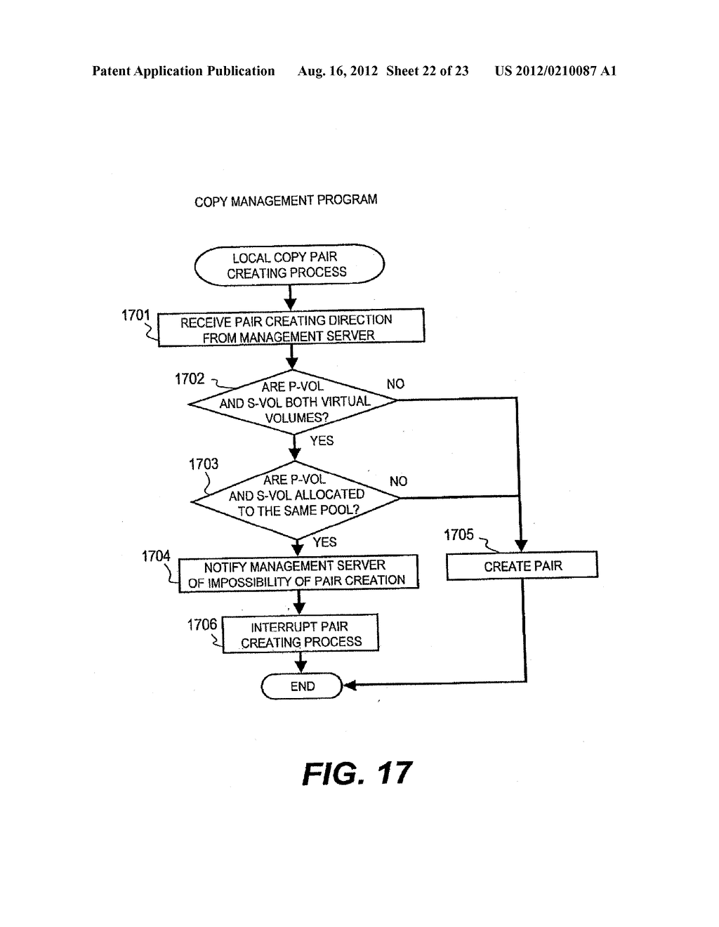 METHOD OF IMPROVING EFFICIENCY OF CAPACITY OF VOLUME USED FOR COPY     FUNCTION AND APPARATUS THEREOF - diagram, schematic, and image 23
